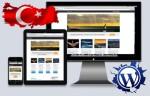 Wordpress Türkçe Tema